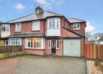 Thumbnail 4 bed semi-detached house for sale in South Court Avenue, Dorchester
