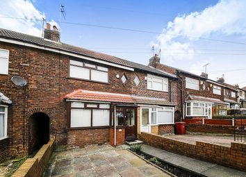 Thumbnail 3 bedroom terraced house for sale in St. Nicholas Road, Whiston, Prescot