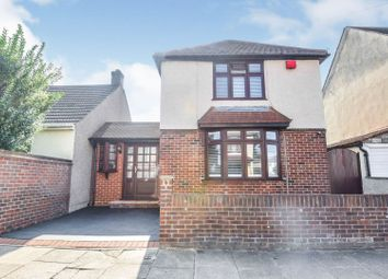 Thumbnail 3 bed detached house for sale in Whalebone Grove, Romford
