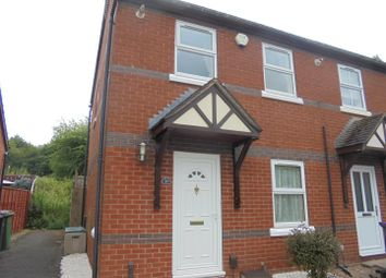 Thumbnail 2 bed terraced house for sale in Stonebridge Close, Telford