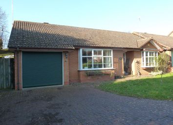 Thumbnail 2 bed bungalow to rent in Range Meadow Close, Leamington Spa