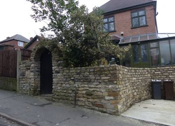 Thumbnail 3 bed terraced house for sale in Milman Road, Lincoln