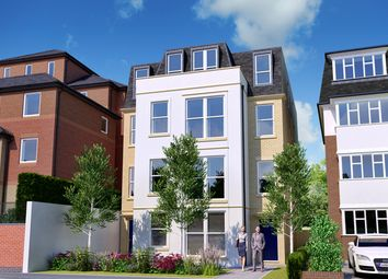 Thumbnail 1 bed flat for sale in 10 St. Marks Hill, Surbiton