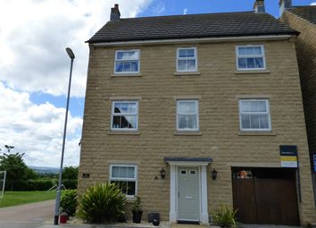Thumbnail 4 bed detached house for sale in Springfield Court, Liversedge