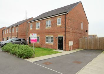 3 bed semi-detached house for sale in Lakeside Rise, Askern, Doncaster DN6