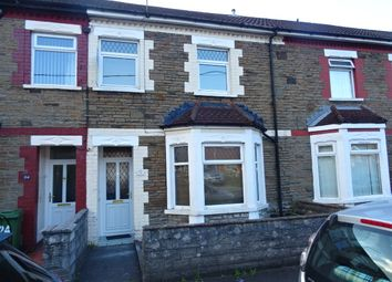 Thumbnail 2 bed terraced house to rent in De Barri Street, Rhydyfelin, Pontypridd