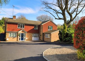 Thumbnail 6 bed detached house for sale in Woodstock, Snow Hill, Crawley Down, West Sussex