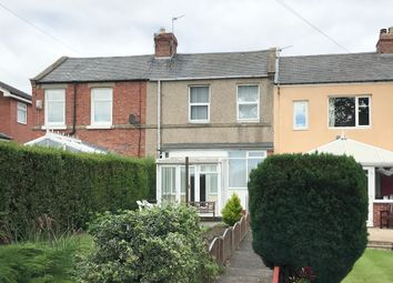 Thumbnail 3 bed terraced house to rent in Barmoor Bank, Morpeth