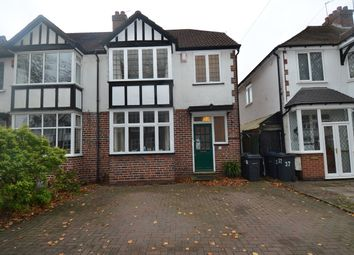 Thumbnail 3 bed semi-detached house for sale in Hannon Road, Kings Heath, Birmingham
