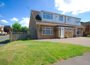 Thumbnail 3 bed property for sale in Woodside Road, Bricket Wood, St. Albans