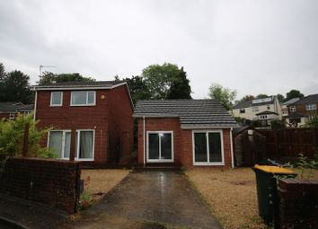 3 bed detached house for sale in Bryn Bevan, Newport NP20