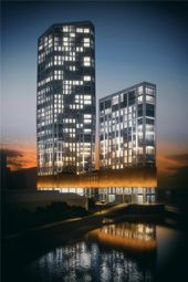 Thumbnail 2 bedroom flat for sale in Capital Towers, Stratford