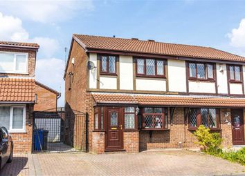 Thumbnail 3 bedroom semi-detached house for sale in Heathlea, Hindley Green, Wigan