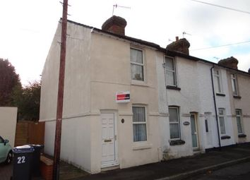 Thumbnail 2 bed end terrace house for sale in East Street, Canterbury, Kent
