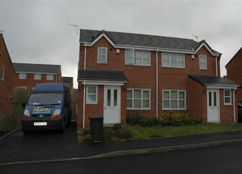 Thumbnail 3 bedroom semi-detached house to rent in Tadcaster Drive, Monsall, Manchester, Greater Manchester