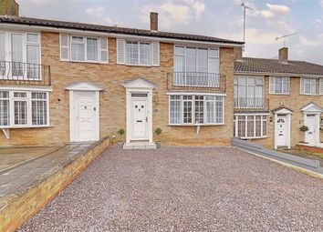 Thumbnail 3 bed terraced house for sale in Hurston Close, Worthing, West Sussex