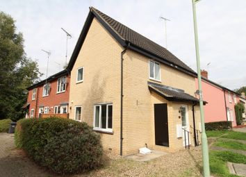 Thumbnail 1 bed detached house to rent in Tannery Drive, Bury St. Edmunds