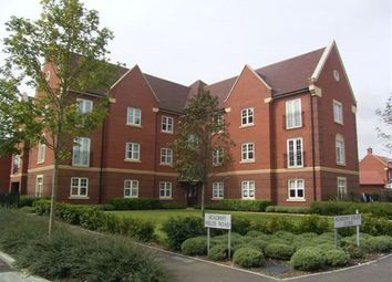 Thumbnail 2 bed flat to rent in Academy Fields Road, Heath Park, Romford