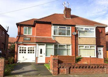 Thumbnail Semi-detached house for sale in 8 Vardon Road, Blackburn