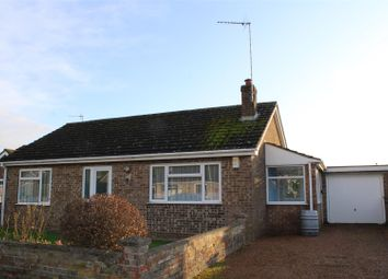 Thumbnail 3 bed detached bungalow for sale in The Saltings, Terrington St. Clement, King's Lynn