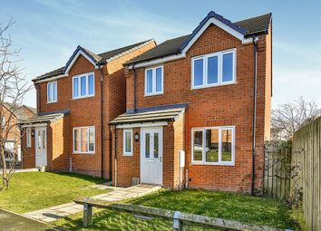 Thumbnail 3 bed semi-detached house to rent in Lynas Place, Evenwood, Bishop Auckland