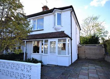 Thumbnail 3 bed end terrace house for sale in Shandon Road, Broadwater, Worthing, West Sussex
