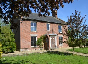 Thumbnail 4 bed farmhouse for sale in St. James South Elmham, Halesworth