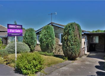 Thumbnail 2 bedroom detached bungalow for sale in Shay Drive, Bradford