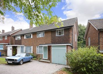 Thumbnail 3 bedroom semi-detached house for sale in Dulwich Wood Avenue, Upper Norwood