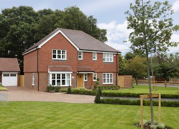 Thumbnail 4 bed detached house for sale in Horsham Road, Pease Pottage, Crawley