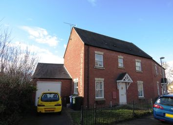 Thumbnail 3 bed semi-detached house to rent in Pitmaston Close, Banbury