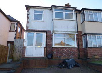 Thumbnail 3 bed property to rent in Hawkhurst Road, Kings Heath, Birmingham