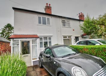 Thumbnail 2 bed cottage for sale in Shrigley Road North, Poynton, Stockport