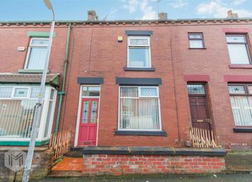 Thumbnail 2 bedroom terraced house for sale in Hughes Street, Halliwell, Bolton, Lancashire