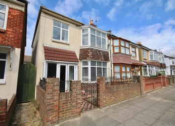 Thumbnail 3 bed semi-detached house for sale in Magdalen Road, Portsmouth