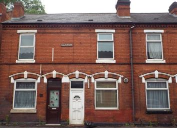 Thumbnail 2 bedroom terraced house for sale in Gravelly Lane, Birmingham, West Midlands
