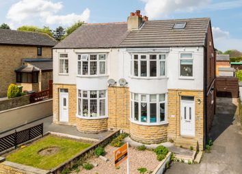 Thumbnail 3 bedroom semi-detached house for sale in Glebe Gate, Thornhill, Dewsbury