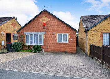 Thumbnail 1 bedroom bungalow for sale in Devonshire Close, Huthwaite, Nottinghamshire, Notts