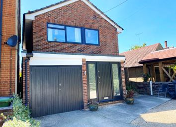 Thumbnail 3 bed detached house to rent in Little Heath Road, Chobham, Woking, Surrey