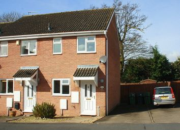 Thumbnail 2 bed end terrace house to rent in Granary Road, Stoke Heath, Bromsgrove, Worcestershire