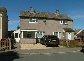 Thumbnail 2 bed semi-detached house to rent in Chapel Road, Berry Hill, Coleford