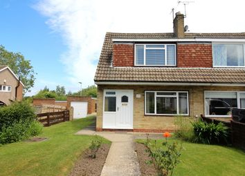 Thumbnail 3 bed semi-detached house for sale in Highfield, Prudhoe