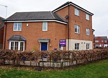 Thumbnail 4 bed terraced house for sale in Nuthatch Close, Corby