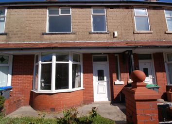 Thumbnail 3 bed terraced house to rent in Silverwood Avenue, Blackpool