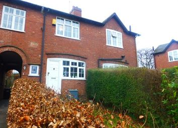Thumbnail 2 bed terraced house to rent in The Square, Harborne, Birmingham