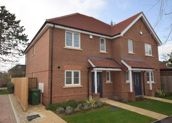 Thumbnail 3 bed semi-detached house for sale in The Coppins, Grange Road, Ash