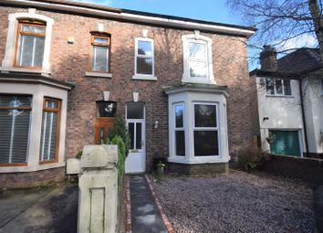 Thumbnail 3 bed property for sale in Mount Road, Higher Bebington, Wirral