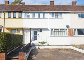 Thumbnail 4 bedroom terraced house for sale in Elfed Avenue, Penarth