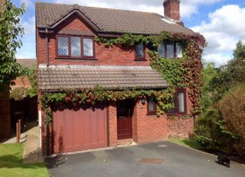 Thumbnail 4 bed detached house for sale in Coppers Park, Woolwell, Plymouth