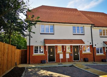 Thumbnail 2 bed terraced house for sale in Rye Road, Hawkhurst, Cranbrook